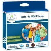 Caixa teste de adn primos