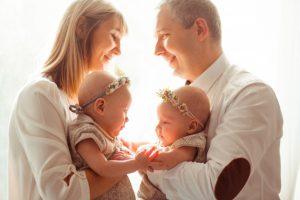 Teste de Paternidade, Super Fecundação – Gémeos