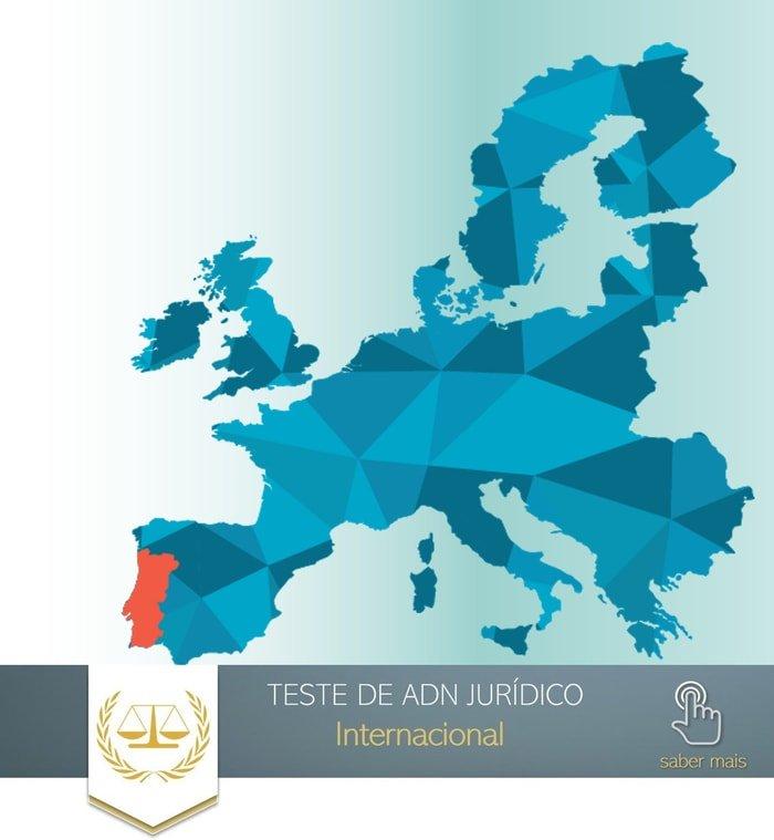 teste de paternidade válido em tribunal e serviços SEF - validade jurídica internacional