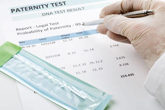 Fiabilidade dos resultados do teste de ADN na gravidez