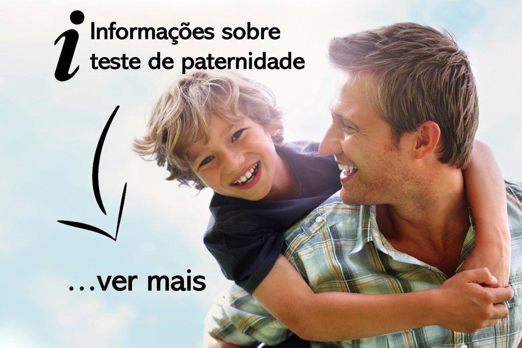 informacoes sobre teste de adn e paternidade